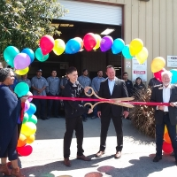 Caliber Collision Ribbon Cutting