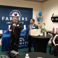 Feb Mixer Farmers - Rafael Suarez