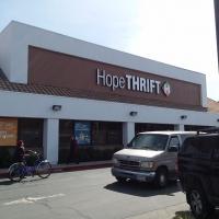 Hope Thrift Store Grand Opening