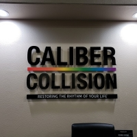 January Mixer at Caliber Collision