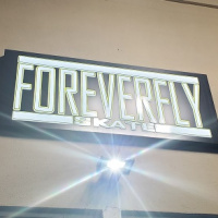 Mixer and Anniversary at Foreverfly Skate