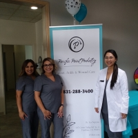 Pacific Point Podiatry Ribbon Cutting