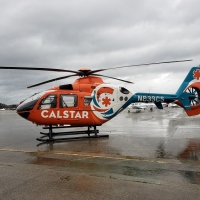 Ribbon Cutting at CalStar-AirMed