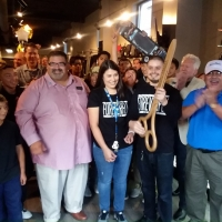 Ribbon Cutting at Foreverfly Skate Shop