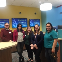 SCC Credit Union Ribbon Cutting