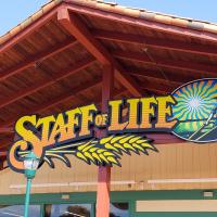 Staff of Life Ribbon Cutting