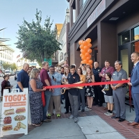 Togo's Ribbon Cutting