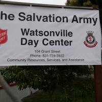 Watsonville Day Center Opening