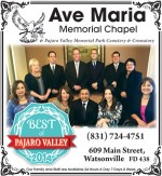Ave Maria Memorial Chapel