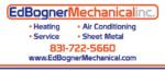 Ed Bogner Mechanical