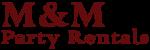 M & M Party Rental